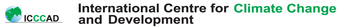 International Center for Climate Change and Development (ICCCAD)